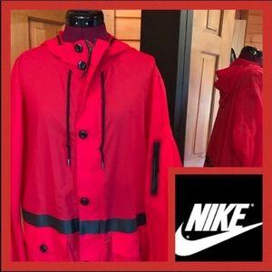 NWOT Brand new Nike rain jacket